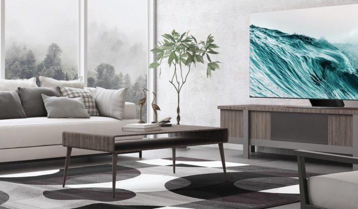 Ekran koji lebdi u vazduhu: minimalistički dizajn Samsung Neo QLED 8K televizora