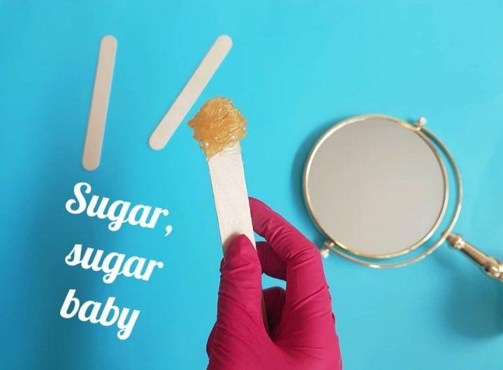 Sugaring: depilacija šećernom pastom