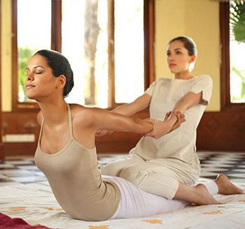 Tajlandska masaža: pritisak koji liječi