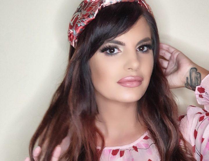 Make - up za brinete