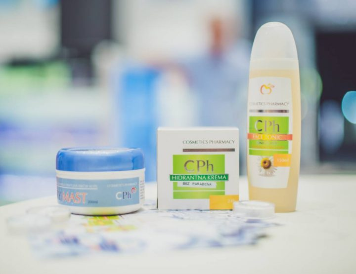 COSMETICS TOP 5: CPh preparati iz Cosmetics Pharmacy laboratorije