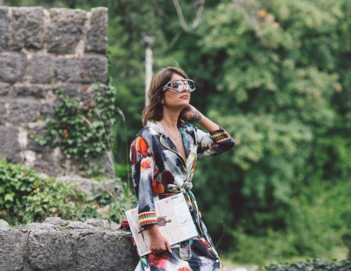 ARTIKAL MJESECA: Kimono haljine sa ornamentalnim motivima Fantasia di Yeya