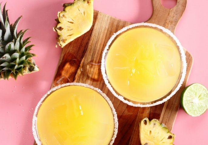 Sjajan piling od ananasa i hidratantne kreme za svježinu lica!