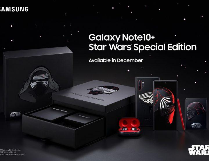 Ujedinjene dvije galaksije: Samsung Galaxy i Star Wars