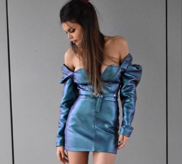 ARTIKAL MJESECA: Kožne haljine by Sacrée Victoire