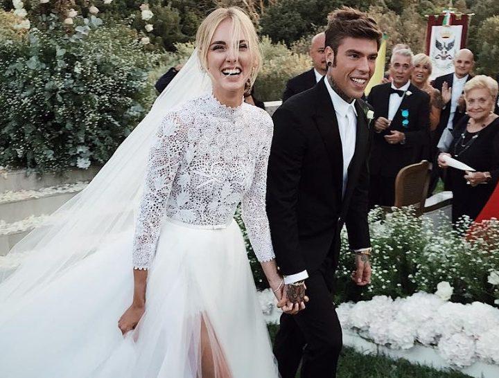 Modno vjenčanje godine: Chiara Ferragni!