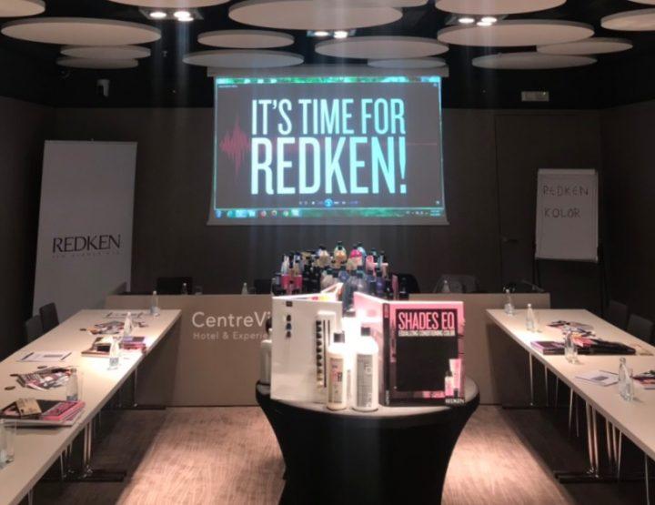 Održan prvi Redken seminar u Crnoj Gori