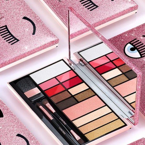 Chiara Ferragni lansirala make up kolekciju za Lancôme!