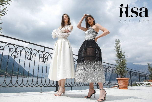 "Itsa Couture: debitantska kolekcija ""Tuscan Night"""