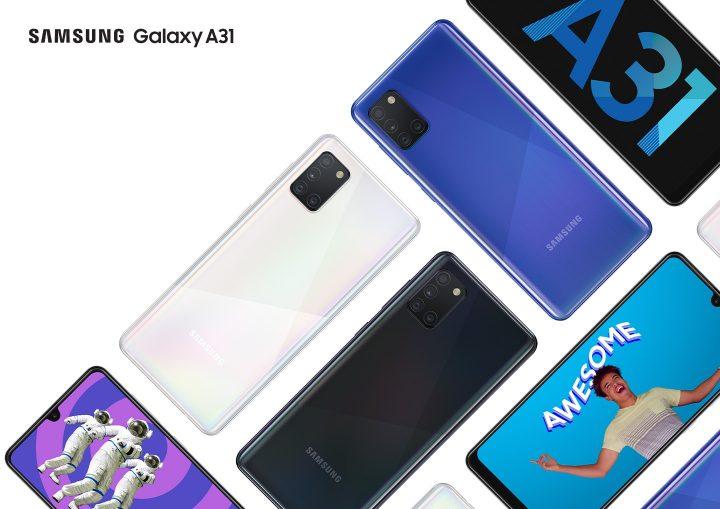 Najnoviji Samsung Galaxy A31 je fenomenalan za svakoga!