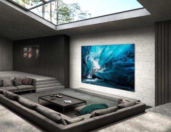 Novi Samsung MicroLED televizori donose  i do 4 različita sadržaja tokom gledanja!