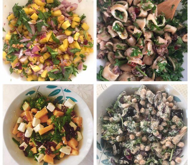 Idealne salate za vrele, ljetnje dane