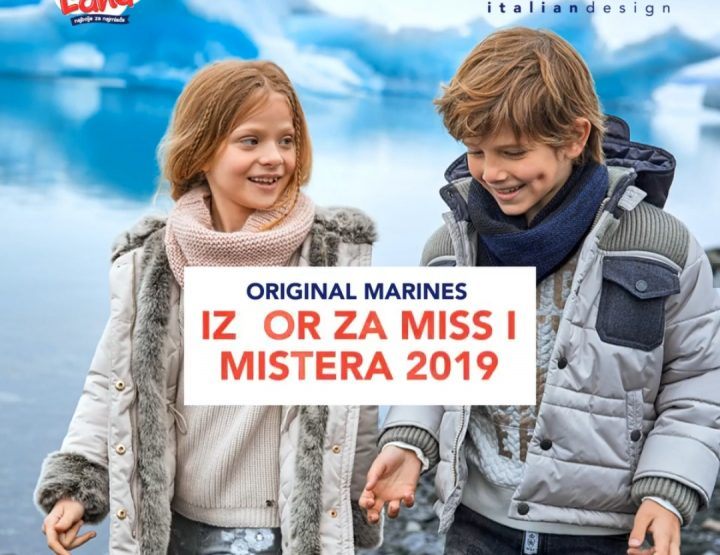 Original Marines izbor za Miss i Mistera u