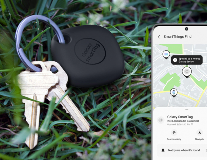 Samsung: Smart Things Find proširen sa Galaxy Smart Tag opcijom