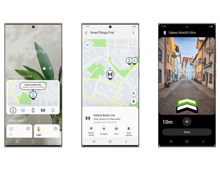 Locirajte vaš Galaxy uređaj: Samsung predstavlja SmartThings Find