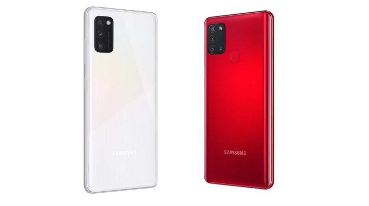 Samsung Galaxy A41 i A21s: vrhunske inovacije po odličnoj cijeni