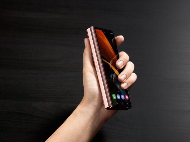 Samsung Galaxy Z Fold2: spoj elegancije i autentičnih inovacija