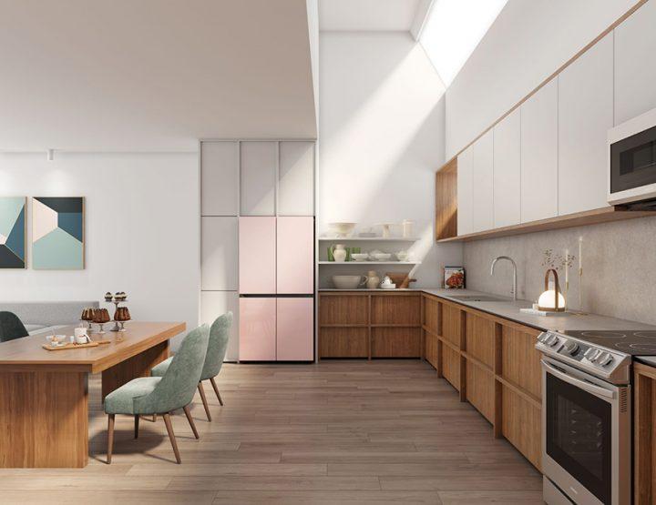 Samsung BESPOKE linija frižidera: Personalizujte svoj životni prostor!