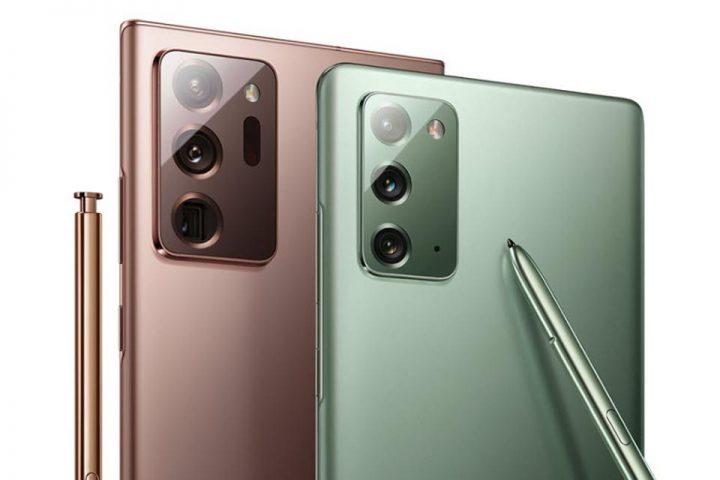 Samsung Galaxy Note20 serija od sjutra dostupna u Crnoj Gori!