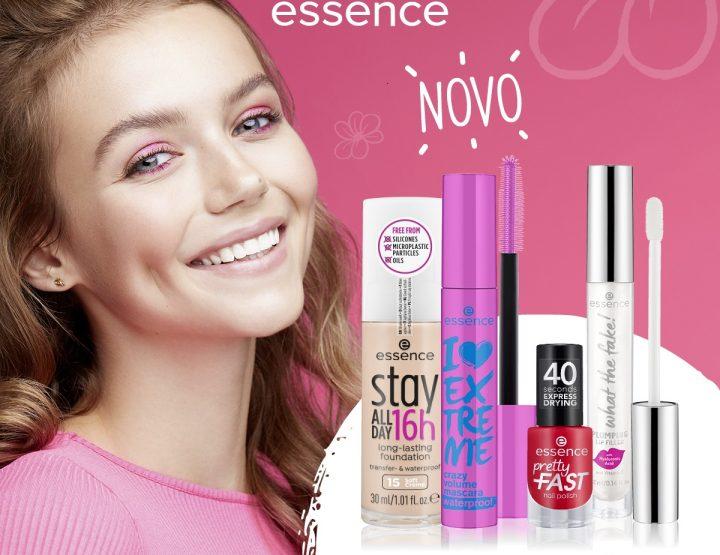 essence noviteti za kreiranje modernih look-ova!