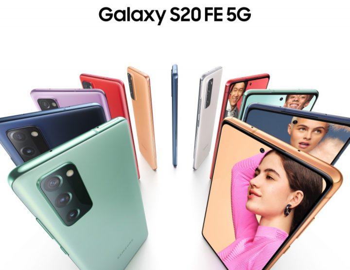 Predstavljen Samsung Galaxy S20 FE: Kreiran za sve, namijenjen tebi!