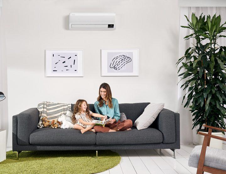 Samsung Wind-Free™ klima uređaji: Rešenje za sva godišnja doba