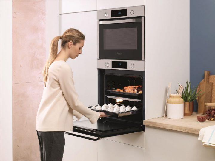 Samsung Dual Flex pećnica je novi kuhinjski modni dodatak!